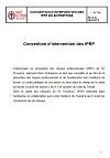 convention intervention